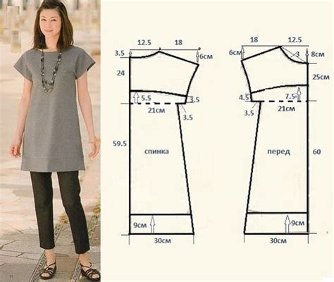 pattern drafting for beginners картинка such an easy pattern to draft from the