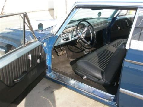 1961 ford galaxie interior sell used 1961 ford galaxie 2 door hardtop in long beach