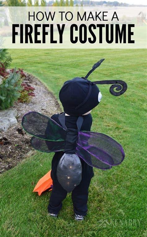 firefly costume diy lightning bug idea  halloween