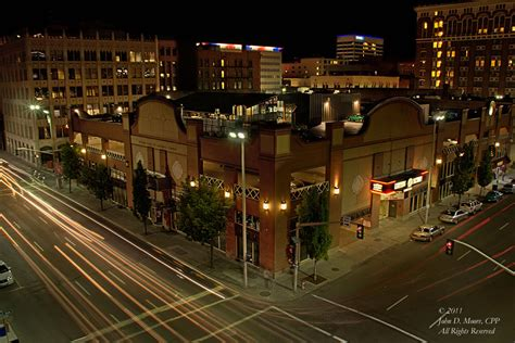 the knitting factory spokane and streets looking at the knitting