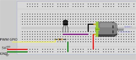 c945 transistor function motor speedcontrolling with transistor pwmortransistor pot raspberry pi forums