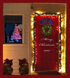 Christmas Door Decoration Ideas of christmas door decoration of christmas front door new 2011 ideas