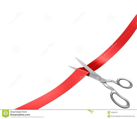 download mp3 cutter for x2 scissors cut ribbon corner version royalty free stock