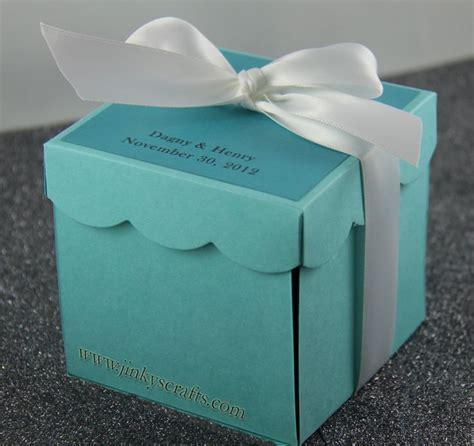 tiffany style wedding exploding box invitations ww4 jpg