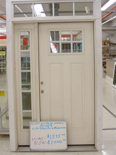 therma tru exterior doors fiberglass therma tru doors national millwork clearance sales