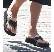Kim Kardashians Swollen Feet And Julianne Moores