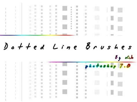 photoshop brush pattern lines line brushes for photoshop great for tech designs