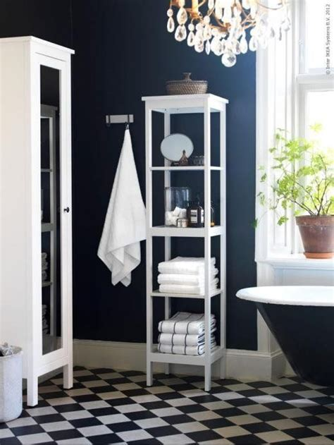 navy bathroom ideas  pinterest navy cabinets