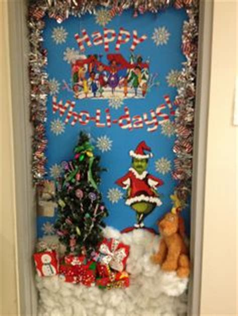 how the grinch stole door decorating ideas 1000 images about door decorating on