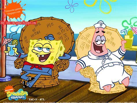 desain gambar spongebob gambar spongebob squarepants wallpaper wallpapersafari