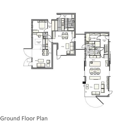 multi generational floor plans multigenerational house plans multigenerational house