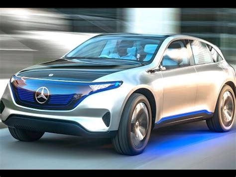 Commercial Driving Car by Mercedes Eq Commercial World Premiere Mercedes Electric