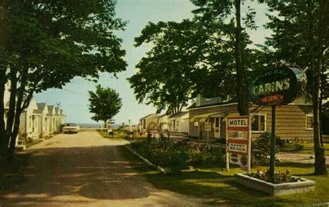 Northland Cottages Tawas Mi by Tourist Cabins In Michigan