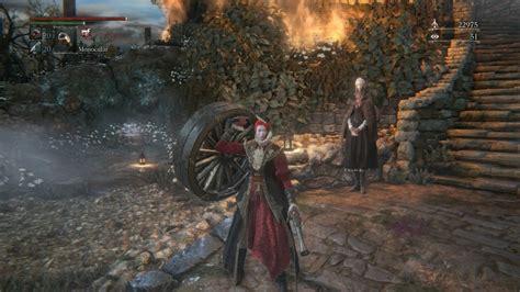 Knight's Armor Set Location Bloodborne