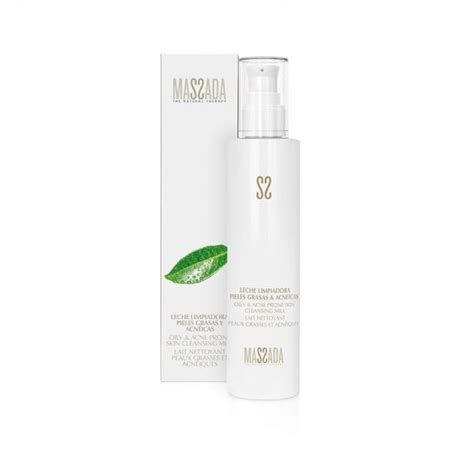 Detox Water For Acne Prone Skin by Acne Prone Skin Cleansing Milk Massada The