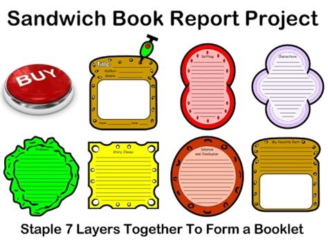 Story Sandwich Book Report by Creative Book Report Cake Ideas And Designs