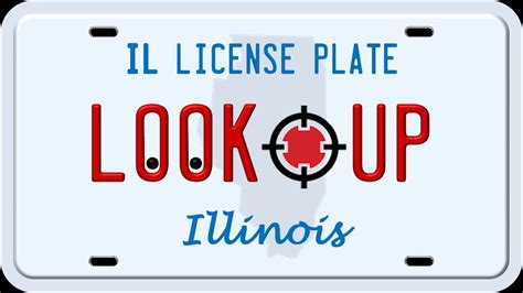 Illinois Search How To Search An Illinois License Plate Number