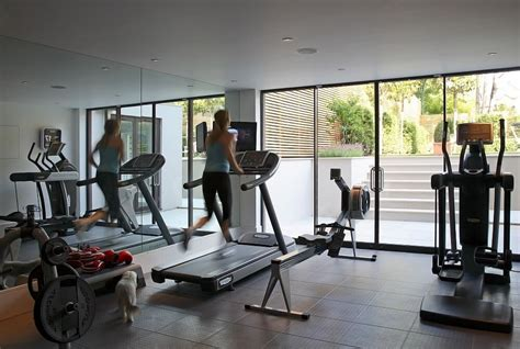 Salle De Fitness Design by Stylish D 233 Cor Ideas For Fitness Centres