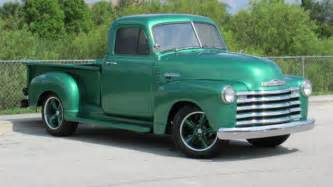 1952 chevy 3100 stepside bed air ps pdb all steel