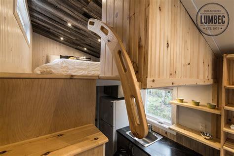 Diy Network Bathroom Ideas tiny house lumbec le projet 2015