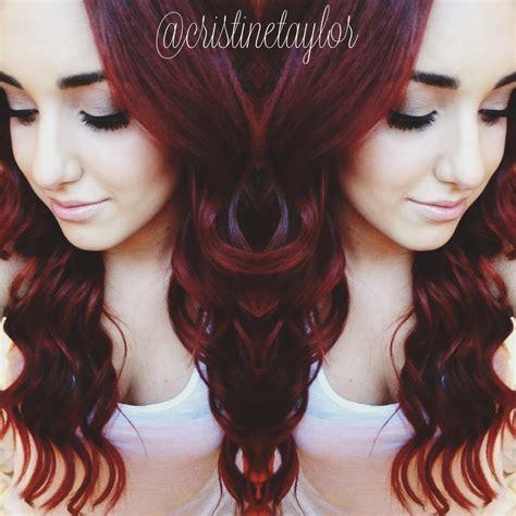 6rr hair color redkin chromatics 6rr color stuff colors