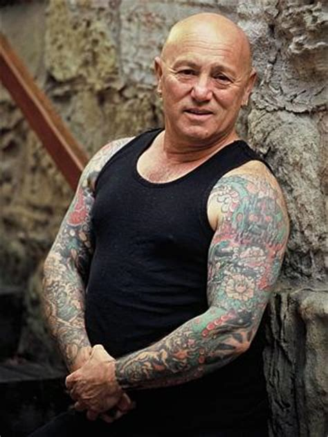 anti government tattoos ex frontman calls queensland s anti bikie laws
