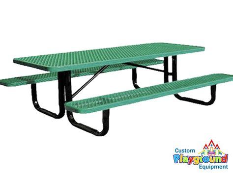 portable metal picnic table 8