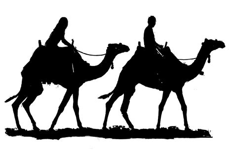 camel clip camel black and white clipart clipart suggest