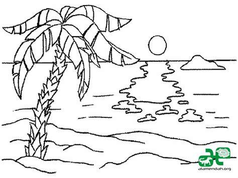 wallpaper pemandangan hitam putih mewarnai gambar pemandangan khas indonesia alamendah s blog