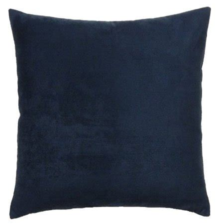 2 pc faux suede 26 x 26 inches square pillow cover