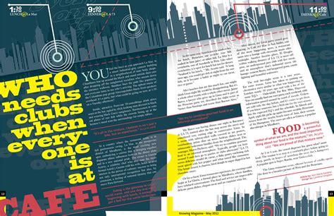 magazine layout internships 8 best images of interesting magazine layouts