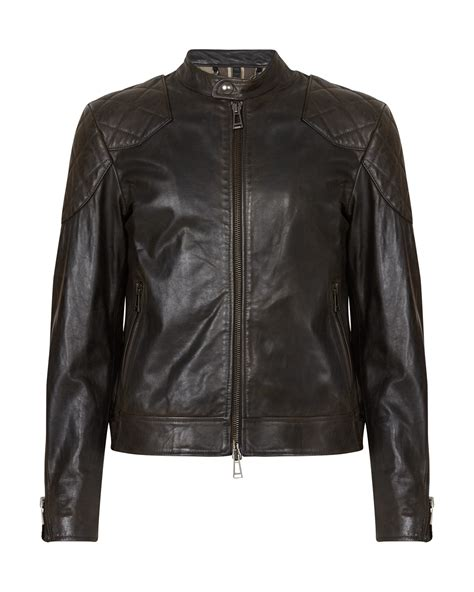 Edition Jaket Bikers Style belstaff outlaw s leather biker jacket black linea fashion