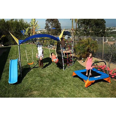 swing sets for sale walmart ironkids inspiration 700 fitness playground metal swing