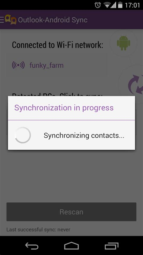 android synchronized outlook android sync android apps on play