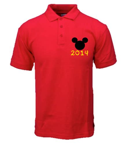 Tshirt Mickey From Ordinal Apparel mickey mouse minnie mouse polo vacation t shirt disney