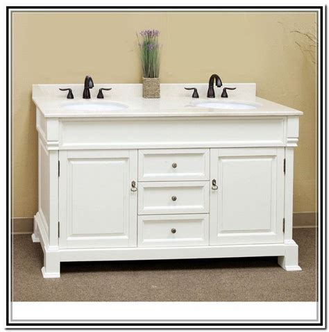 bathroom vanity double sink 48 inches 48 inch double sink vanity white bathrooms pinterest