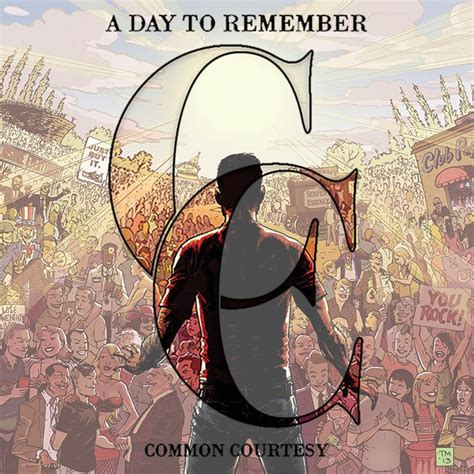 Kaos Original A Day To Remember a day to remember common courtesy a day to remember best albums and album