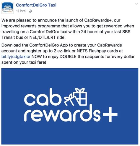 comfort taxi voucher comfortdelgro tries to stay relevant with enhanced rewards
