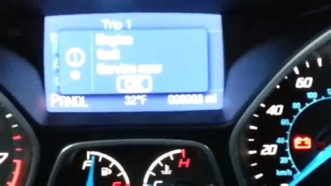 2013 ford focus check engine light what does engine malfunction light on ford mondeo