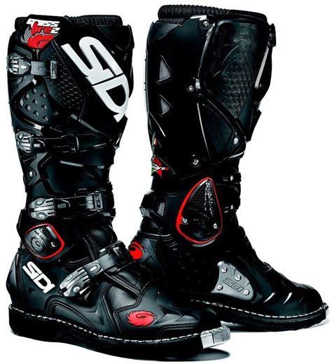 Sidi Crossfire 2 Motocross Mx Road Boots Black Size 46
