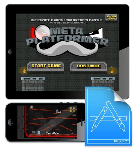 sle xcode game project the fantastic worlds ios starter kit now includes