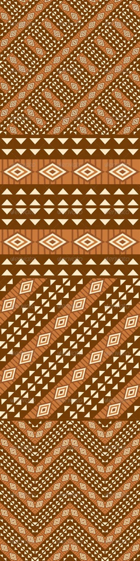african pattern ai 4 tribal african seamless patterns traditional a well