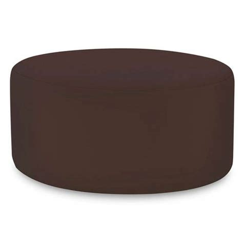 36 inch round ottoman universal seascape chocolate 36 inch round ottoman howard