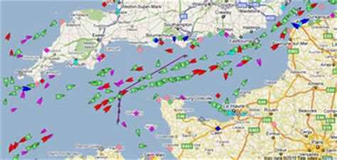tracking boats english channel 18th october begin return trip back to uk garrygolding