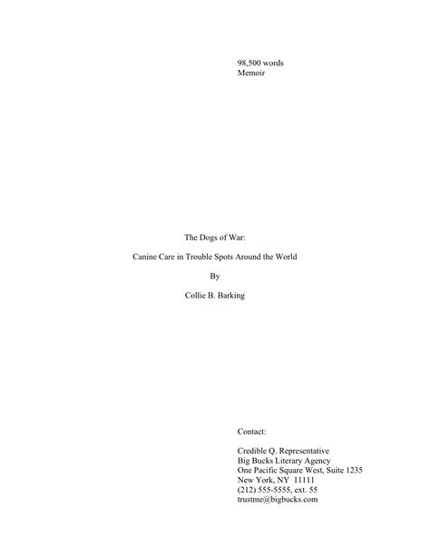 how to create a title page for your research paper in ms word