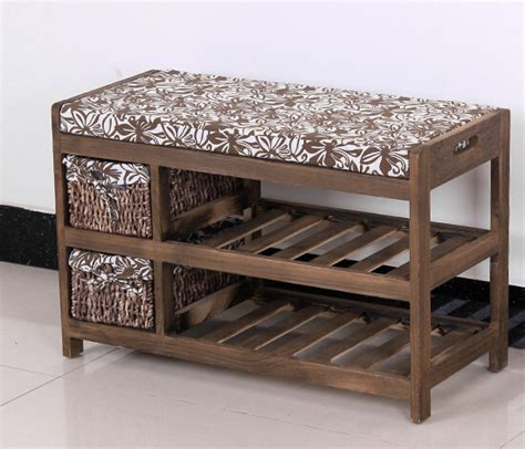 wooden bench with shoe storage popular shoe bench buy cheap shoe bench lots from china