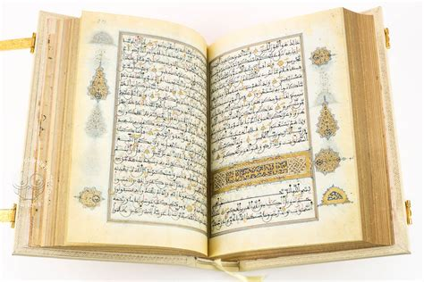 Set Koran Uq koran of muley zaidan 171 facsimile edition