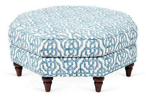 blue and white ottoman blue and white ottoman all about blue and white