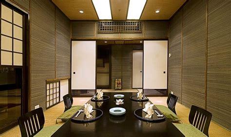 Japanese Restaurant Room Umu Japanese Restaurant Dusit Thani Manila