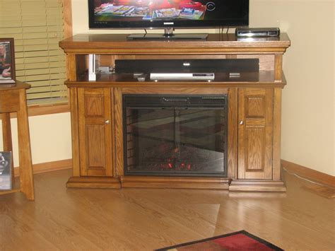 amazing corner fireplace entertainment center home
